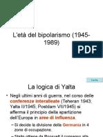 Bipolarismo '45-89