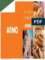 Livro de Receitas La Baguete