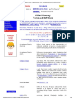 API Related, Oilfield Pressure Control Equipment, Terms and Definitions, Glossary