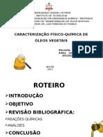 1 Carac Fsico Quimicadeleosvegetais 2007 130125063012 Phpapp01