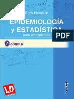 (Ruth Henquin) - Epidemiología Y Estadística Para Principiantes - 1º Ed