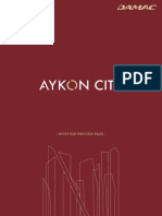AYKON CITY Brochure - Low