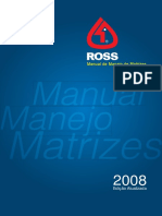 Ross Manual Manejo Matrizes