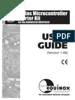 000-0-EQ-DS520-ST87c520 Dallas 80C320/87C520 Starter Kit
