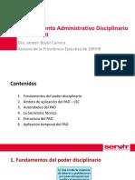 Presentacion Disciplinario 04-12-2015 (1)