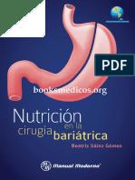 Nutricion en La Cirugia Bariatrica