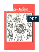 Micro Ancients Expansion I - Chariot Era & Far East (7270789)