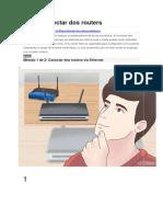 Cómo Conectar Dos Routers