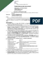 INFORME LIQUIDACION TOMILLA III ETAPA COSMOS-COBARRUBIA