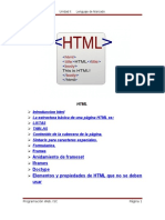 Apuntes HTML Unidadii