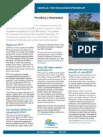 04  flexible fuel vehicles - providing a renewable fuel choice - 47505