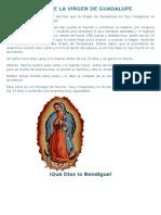 cartadelavirgendeguadalupe-130725165948-phpapp01