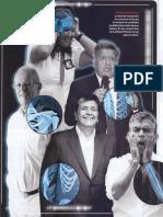 Radiografía Electoral (Anticandidatos), Carlos Meléndez