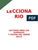 Leccionario Cilco b