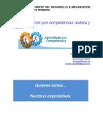 Presentación Una Evaluacion Por Competencias Realista y Viable_15!02!16