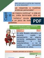 Modelo de rutas de aprendizaje docente.