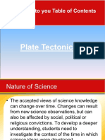 plate tectonics lecture notes