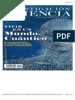 Investigación y Ciencia Agosto 2011