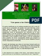 Nota de Prensa Alejandro Valverde (15!04!09)