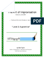 The Art of Improvisation Book 2