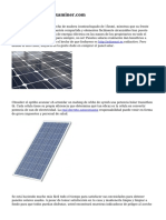 Paneles solares - Examiner.com
