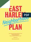 East Harlem neighborhood plan