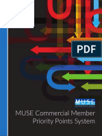 2016 MUSE Priority Points 2016