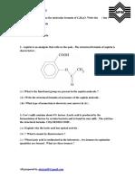 Simple revision ~ Org Chem