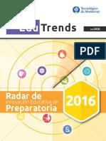 Edu Trends Radar de Innovacion Educativa 2016