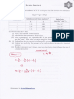 Reaction Kinetics ( MPM )