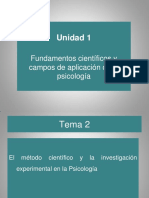 Unidad 1.2 Metodo Cientifico