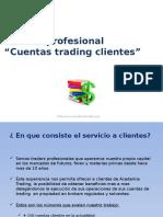 Dossier Gestión Cuentas