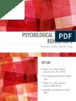 Psychological Theories Behind Rape