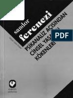 Sandor Ferenczi - Psikanaliz Açışından Cinsel Yaşamın Kökenleri.pdf