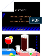 Distillation & Proof of Alcoholic Beverages