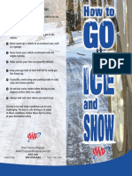 How to Go on Ice and Snow