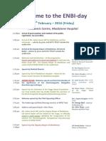 agenda for enbi day ver6
