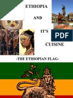 Ethiopia Cuisine