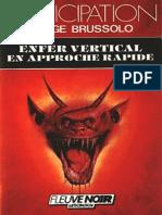 FNA 1446 - Enfer Vertical - Brussolo, Serge