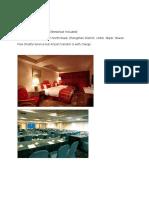 Hotel Choices Taiwan