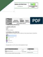 Manual de Practicas - Agenda