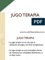 jugoterapia