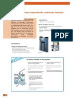 Separadores Agua Aceite OSC-OSD