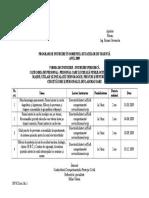 Program Instruire Periodica 3 Luni