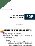 Derecho Procesal Civil i - Parte II