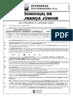 Psp 2010 Prova Tec Seguranca Jr