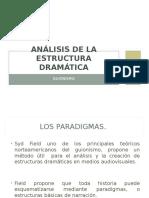 AnAlisis de la Estructura DramAtica