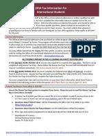 General Tax Information14