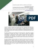 O papa Francisco, a doutrina da igreja católica e o direito à contracepção