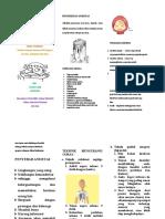 Leaflet Penyuluhan Kesehatan